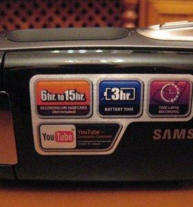 Видеокамера Samsung smx-f34bp/xer
