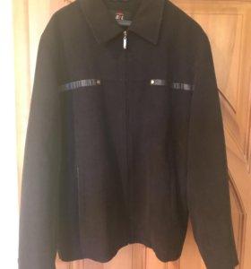 Куртка вельветовая демисезонная