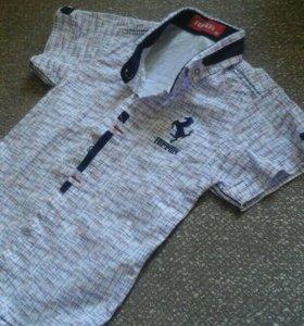 Рубашка детская Ferrari