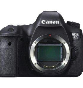 Canon Eos 6D WiFi объективы 50 и 85мм вспышка