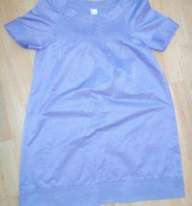 Туника - платье для беременных