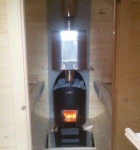 Печь для бани grill'd Aurora