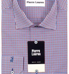 Новые рубашки pierre lauren