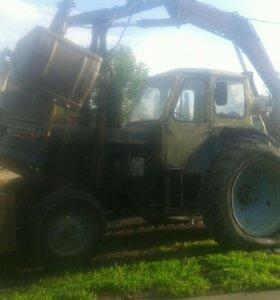 Трактор юмз спец техника
