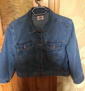 Пиджак джинсовый Zolla