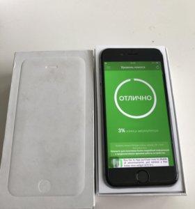 iPhone 6-16 без отпечатка