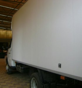 Грузоперевозки на авто ГАЗель(термобудка)
