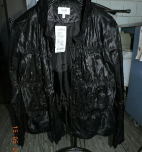 НОВАЯ стильная куртка. р.46