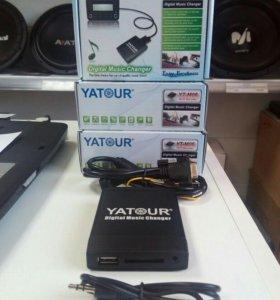 USB Mp3 адаптер Yatour YT M06
