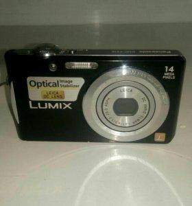 Компактный фотоаппарат Panasonic Lumix DMC-FS16