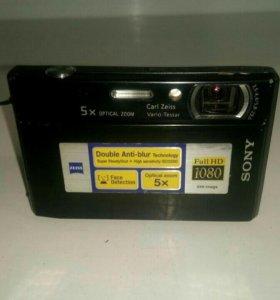 Фотоаппарат sony dsc-t100
