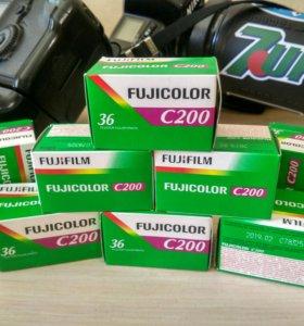 Фотопленка Fujicolor C200 (135/36) цветная