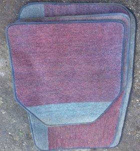 Продам ворсовые коврики на ВАЗ