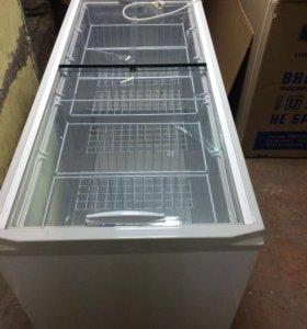 Новый морозильный ларь Бирюса ( от 200 до 500 литр