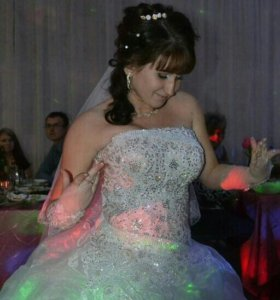 Красивое свадебное платье,прокат,продажа