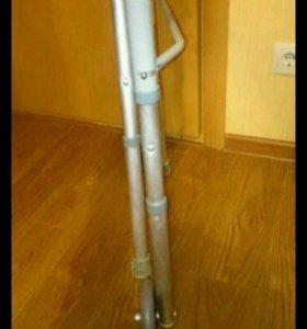 Ходунки и стульчак для пожилых
