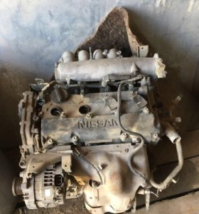 Двигатель QR 20 NISSAN X-Trail