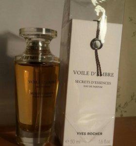 Yves Rocher Voile D'Ambre (Амбровая Вуаль) 50ml