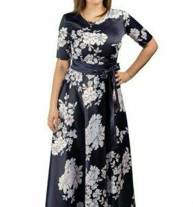 Новые платья 58,60,62 размер