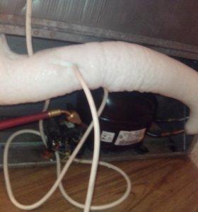 Ремонт бытовых и промышленных холодильников