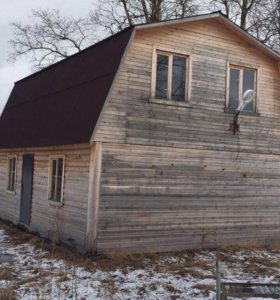 Продам Дом 6x8 (не участок)