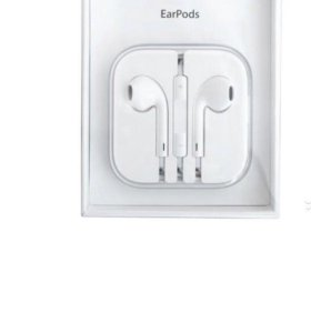 Оригинальные наушники EarPods для Apple iPhone