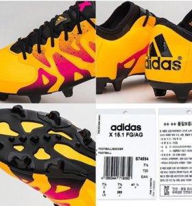Профессиональные футбольные бутсы Adidas 16.1
