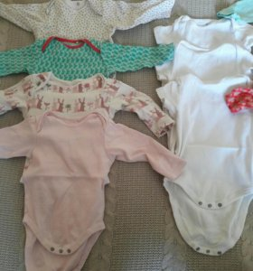 Детская одежда на девочку 9-12 12-18