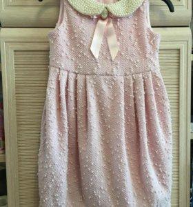 Платье фирма Маленькая леди нарядное