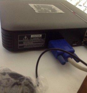8 канальный IP регистратор