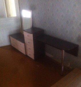 Столик тумбы зеркало