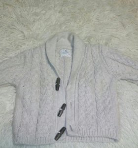 Детский пуловер