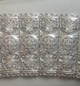 Браслет женский серебро