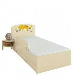 Кровать Meblik Savanna