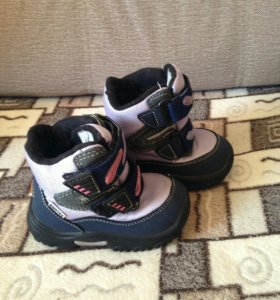 Ботиночки Зебра