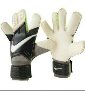 Перчатки вратарские Nike original
