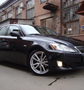 Запчасти Lexus is 250