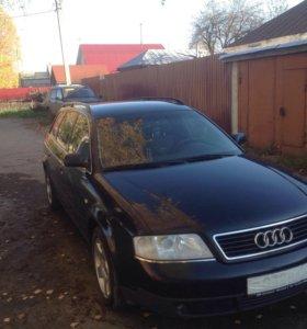 Audi A 6 2001 г.