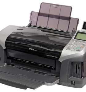 Принтер EPSON stylus photo r320