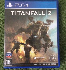 Продам игру Titanfall 2 на PS4