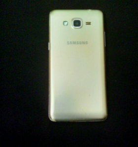 Телефон Samsung Galaxy Grand Prime золотой