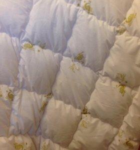 Одеяло детское зимнее