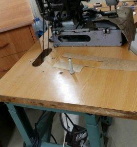 Петельная производственная машинка