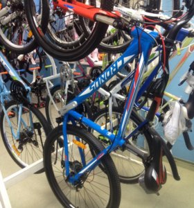 Велосипед Cronus coupe 1.0