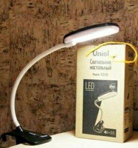 Светодиодный светильник прищепка