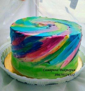 Торт и другие сладости