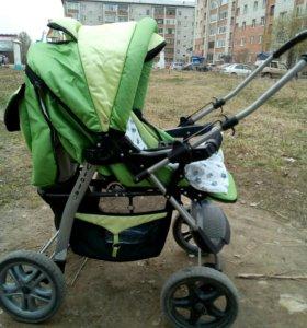 Продам коляску Teddy Bart - Plast