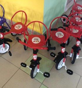Велосипед трехколёсный Жорик