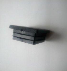 Продаются пластмассовые заглушки для трубы 60*60