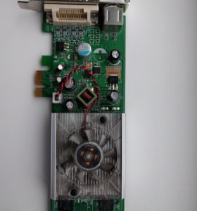 HP GeForce 8400Mhz PCI-E 256Mb 800Mhz